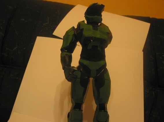 Kampfanzug aus Halo (Videospiel) Halo9