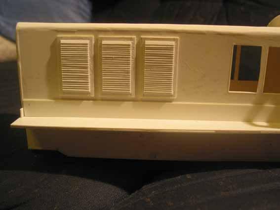 Diesellok V 36 scratchbau 1:35 V3616