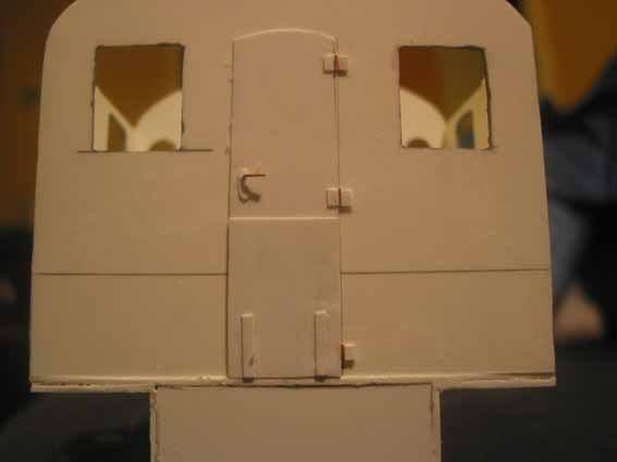 Diesellok V 36 scratchbau 1:35 V3618
