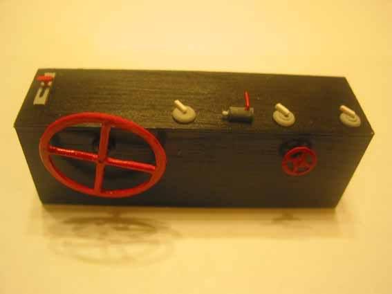 Diesellok V 36 scratchbau 1:35 V3630