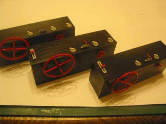 Diesellok V 36 scratchbau 1:35 V3633