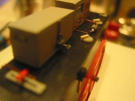 Diesellok V 36 scratchbau 1:35 V3636