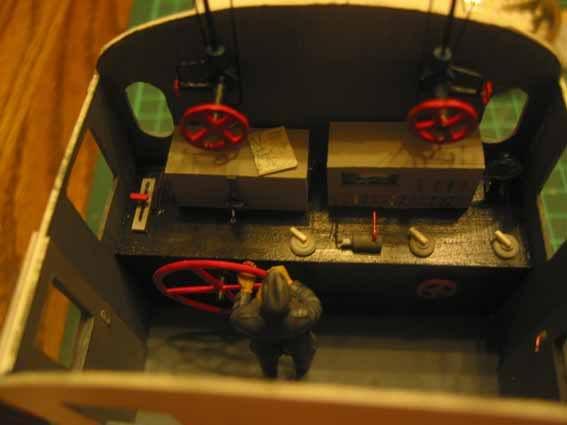Diesellok V 36 scratchbau 1:35 V3649