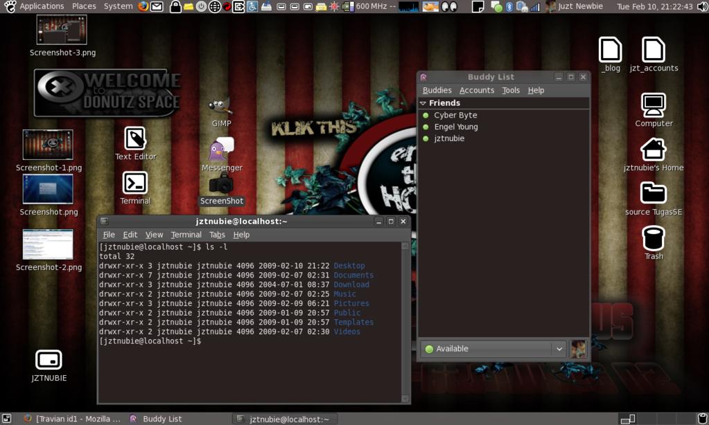 show your desktop here... Screenshot-4