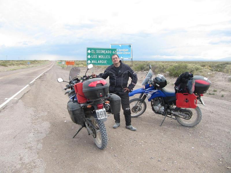 Previa Viaje Ruta 40 Sur 2-24
