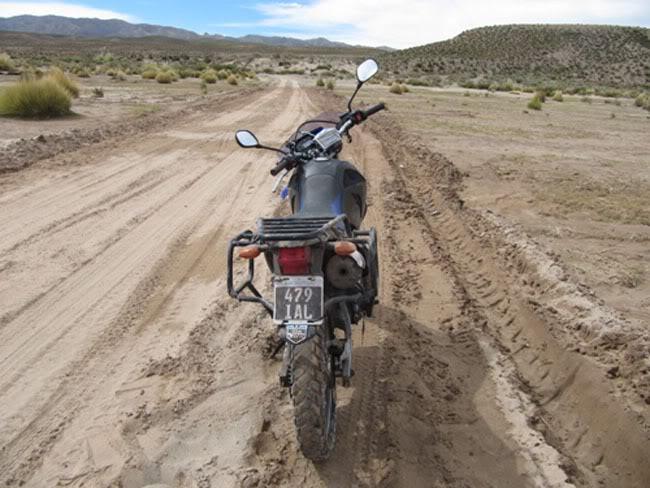 Ruta 40 Norte, algo de Bolivia y Chile 230