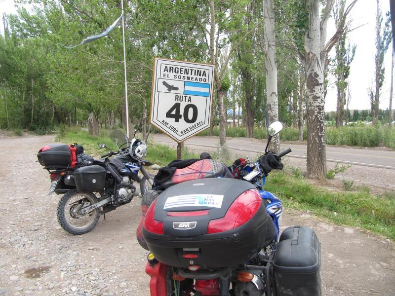 Previa Viaje Ruta 40 Sur 3-16