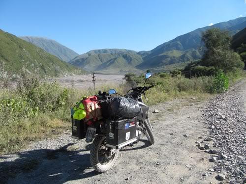 Ruta 40 Norte, algo de Bolivia y Chile 31-1
