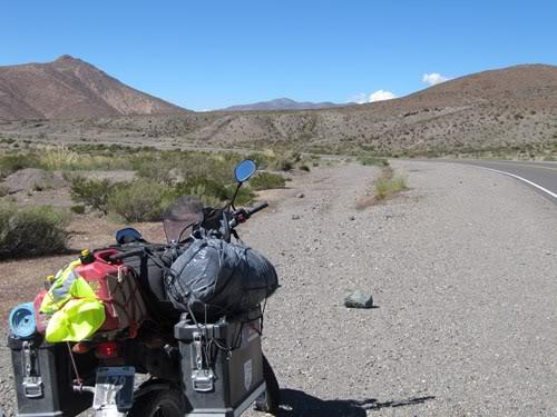 Ruta 40 Norte, algo de Bolivia y Chile 40