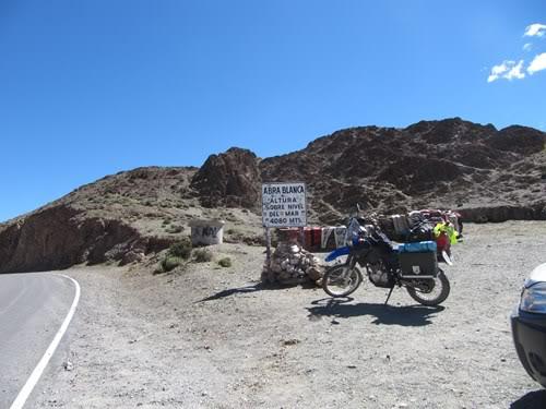 Ruta 40 Norte, algo de Bolivia y Chile 41-1