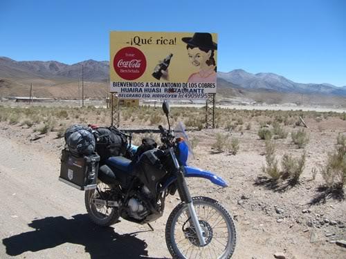 Ruta 40 Norte, algo de Bolivia y Chile 49