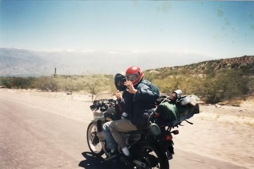 Ruta 40 Norte, algo de Bolivia y Chile 2-11