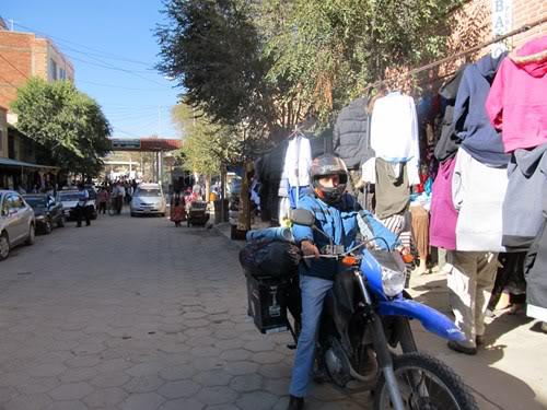 Ruta 40 Norte, algo de Bolivia y Chile 7-6