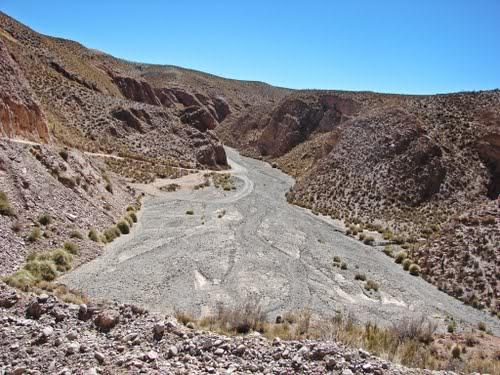 Ruta 40 Norte, algo de Bolivia y Chile Sgsgag