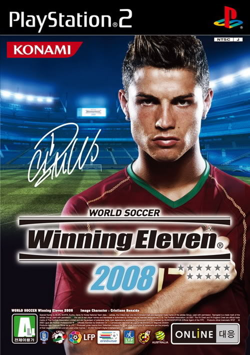 Igrice Za PS2 Winning_Eleven_2008_-_Frontal_por_j