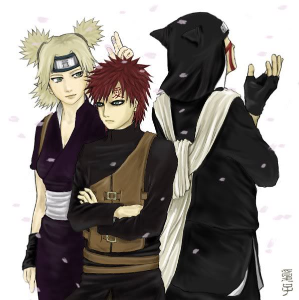 WallPapers Gaara Gaarateam