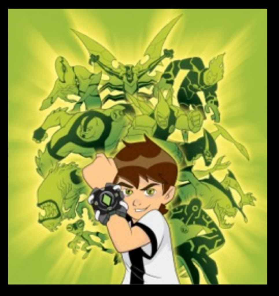 Angels vs demons Ben103
