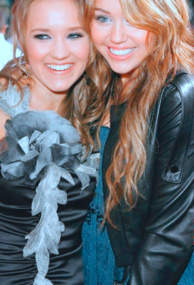 miley cyrus and emily osment Pictures, Images and Photos