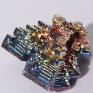 crystals... - Page 2 Bismuth