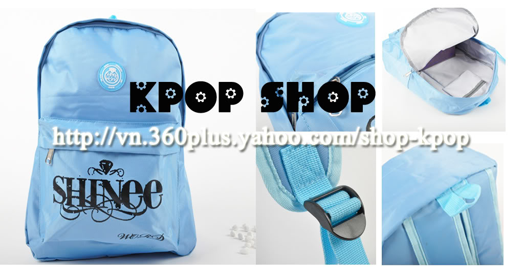 [CT-TQ] Shop Order SHINee's Balo & Goodies,... Shinee-1
