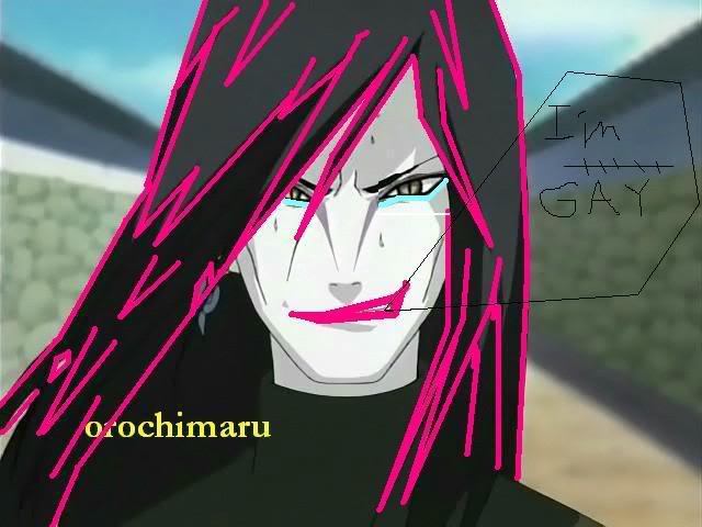 fanclub  orochimaru si es gay Orochimaru