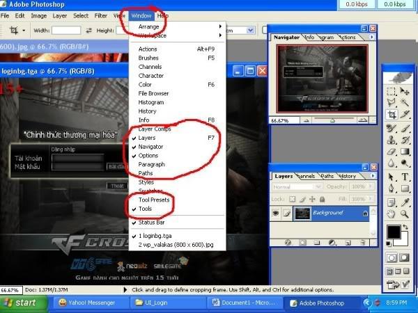 Thay đổi màn hình đăng nhập - (Login Screen) 3600x450