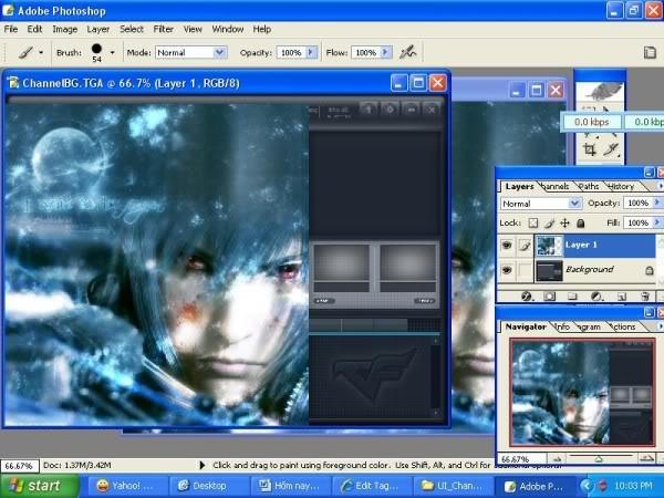 Thay đổi màn hình đăng nhập - (Login Screen) 8600x450