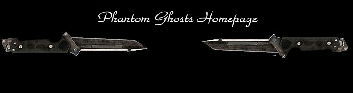 Phantom Ghosts Homepage