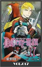 D.Gray-Man :: D.G-Otaku Webboard - News 017