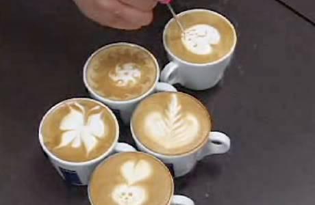 Ostavite poklon nekome sa foruma... Coffeeart