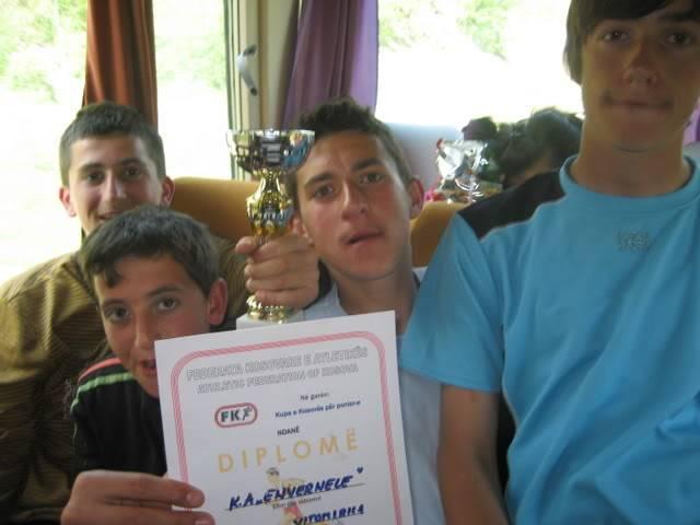 Kup Kosova  za Pionire Kuppionira2008147