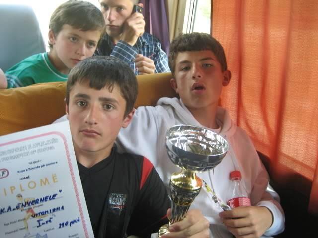 Kup Kosova  za Pionire Kuppionira2008148