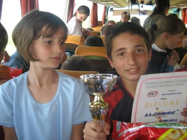 Kup Kosova  za Pionire Kuppionira2008156
