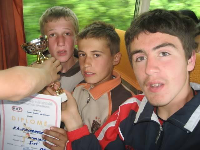 Kup Kosova  za Pionire Kuppionira2008161