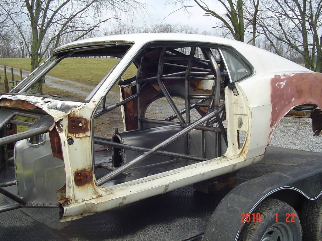 Chuck's 1970 Mustang: The Rebuild... - Page 5 DSC01171