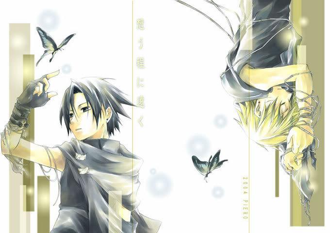 صور ناروتو وساسكي Sasuke_x_Naruto