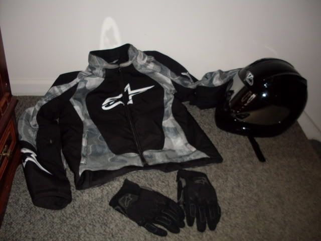 Current Riding Gear Gearpic