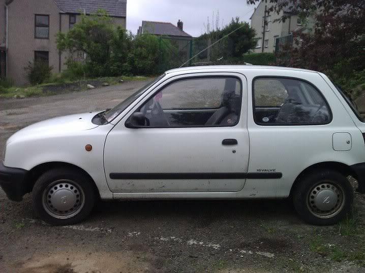 New car :-(  217757_10150274135758079_820398078_9454465_6920458_n