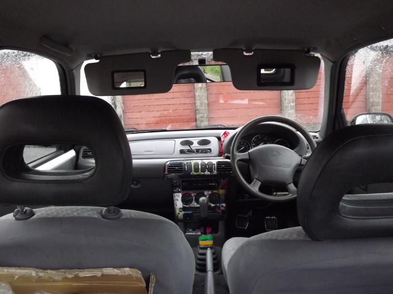 New car :-(  DSCF11721