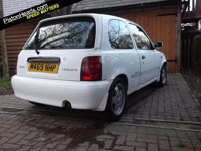 WTD: people to keep a look out for this spec micra in scrappies  K11super2