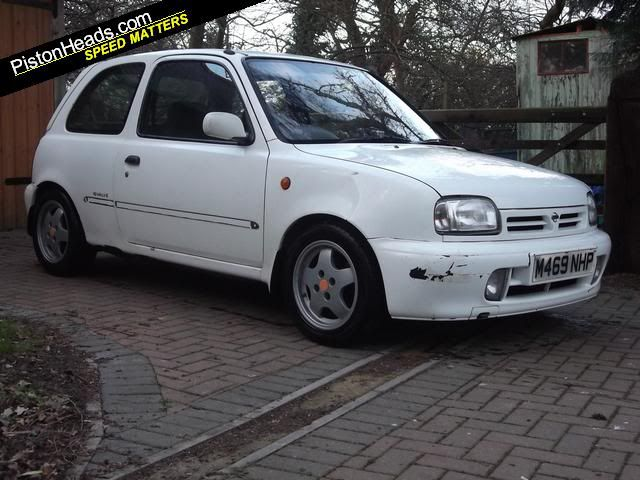WTD: people to keep a look out for this spec micra in scrappies  K11supers
