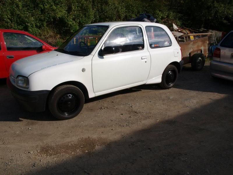 New car :-(  Myk11