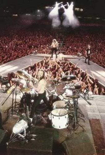 Metallica MetallicaLive04