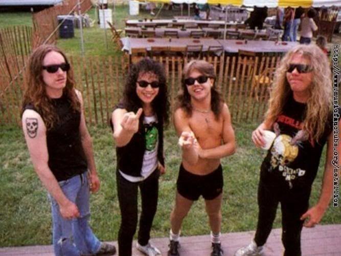 Metallica Metallicahavingsomefun