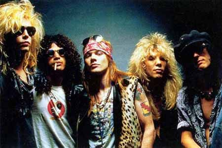 Guns N' Roses Guns_n_roses
