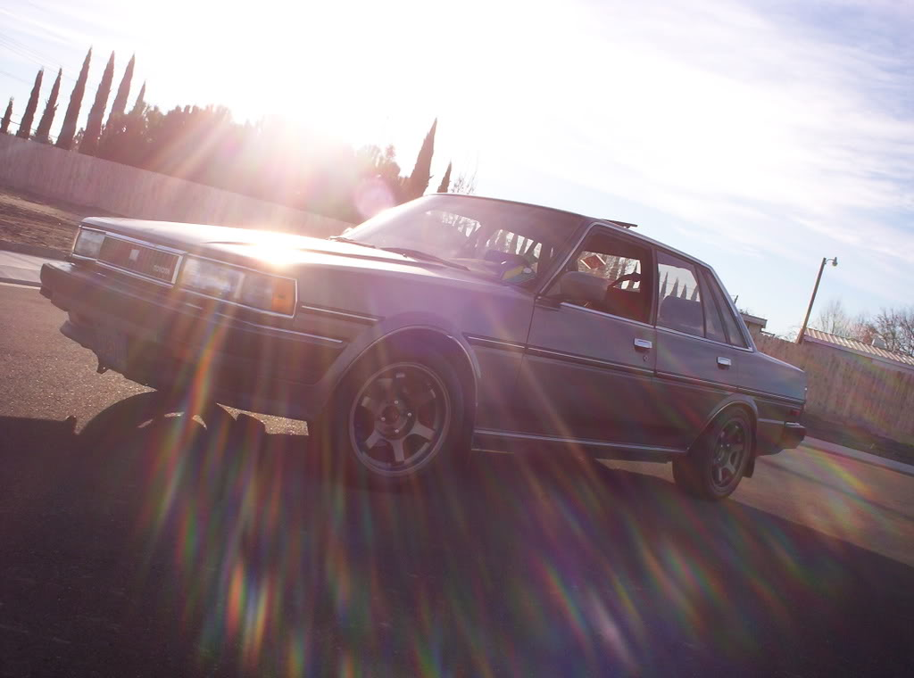 sellin the cressida jdm drift limo 5 speed 1700 obo trades welcome Trd001