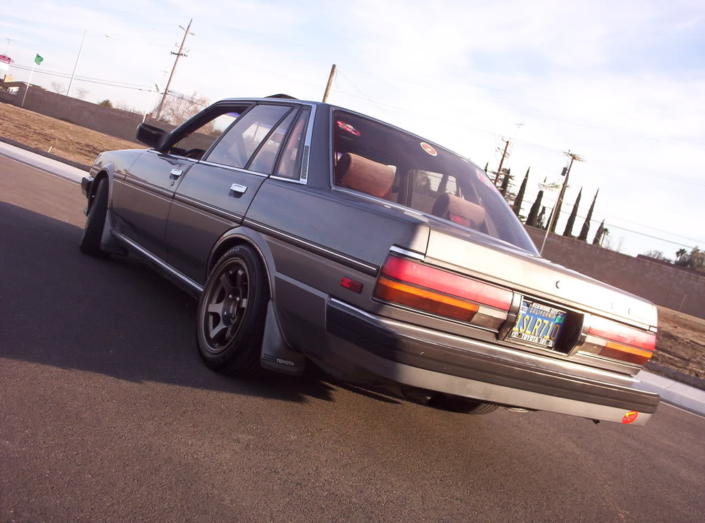 sellin the cressida jdm drift limo 5 speed 1700 obo trades welcome Trd002