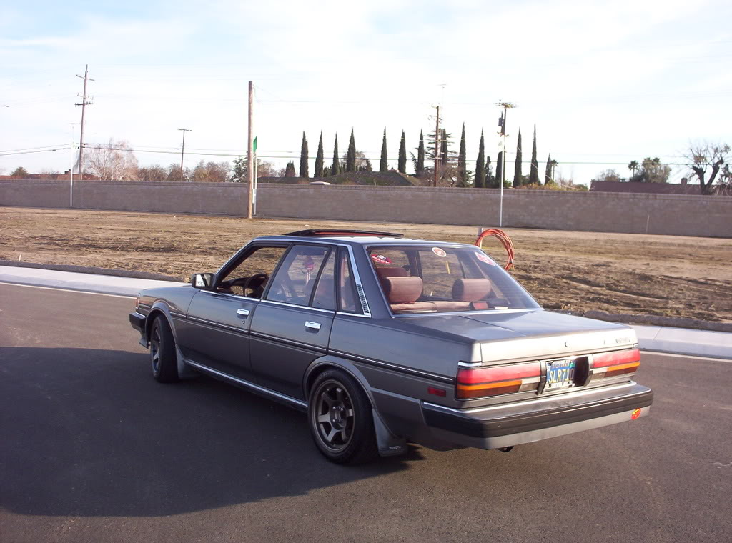sellin the cressida jdm drift limo 5 speed 1700 obo trades welcome Trd003