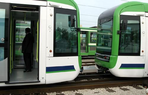 Transports urbain de Tunis 6-citadis-trams
