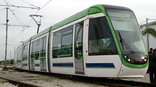 Transports urbain de Tunis 7-citadis-tram